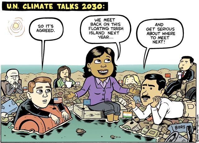 UN Climate Talks 2030