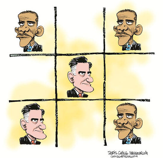 Best Political Cartoons 2012 Crossword