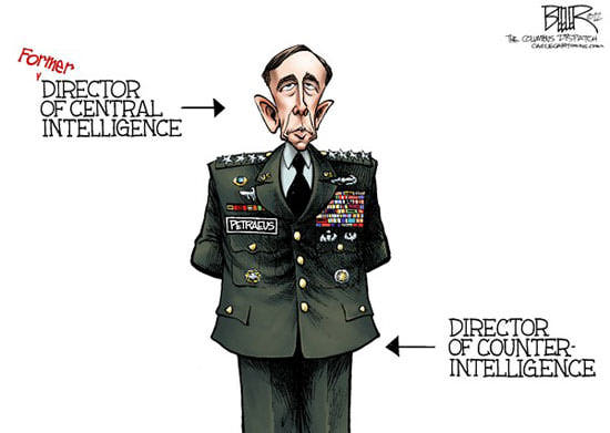 Best Political Cartoons Petraeus