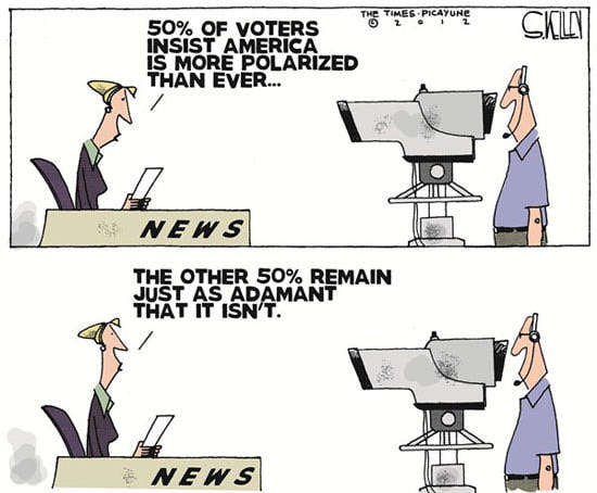 best political cartoons polarization1 The Weekly Roundup