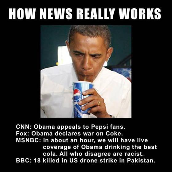 How Media Works In America