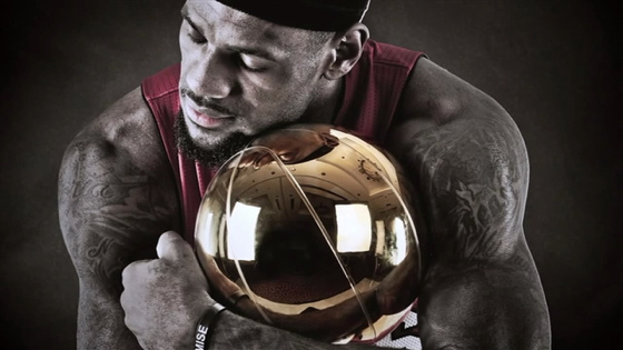 LeBron James 2012 Athlete Of The Year