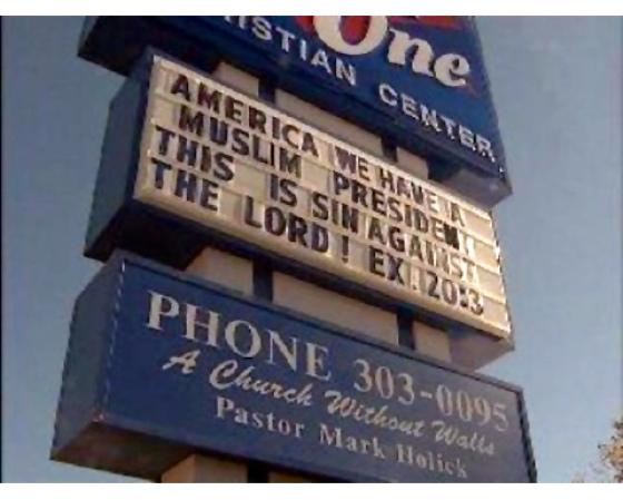 Best Of Rest 2012 Obama Muslim