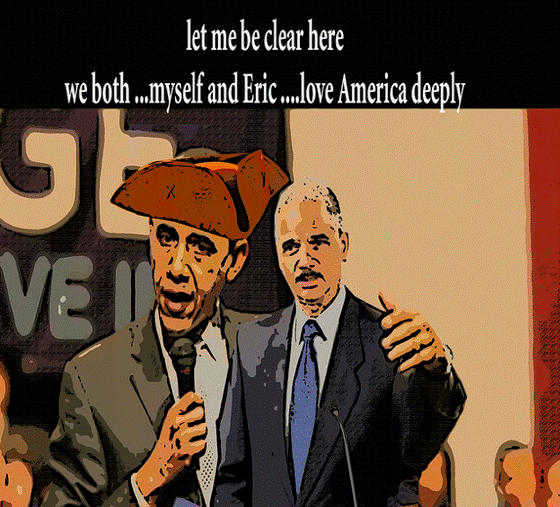 Right Wing Conspiracies Eric Holder
