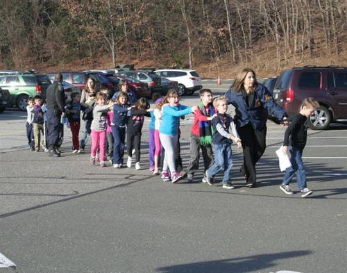 Sandy Hook Students
