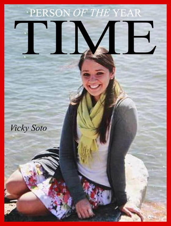 Vicky Soto PBH 2012 Person Of The Year