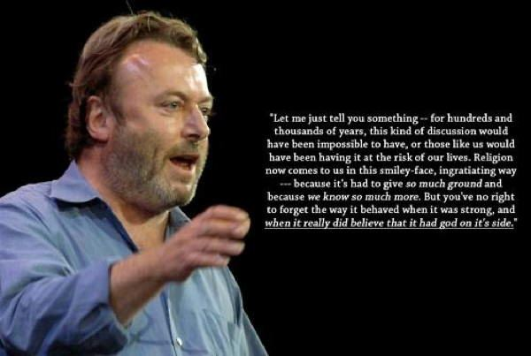 Christopher Hitchens Quotes God