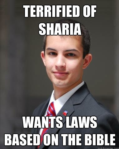 College Conservative Sharia