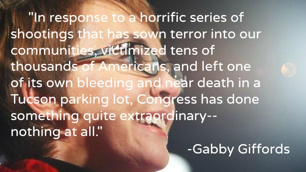 Gabby Giffords Congress Exceptionalism