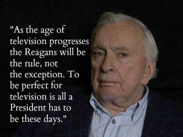 Gore Vidal Quotes Reagan TV