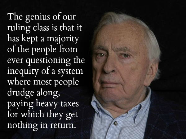 Gore Vidal Quotes Ruling Class