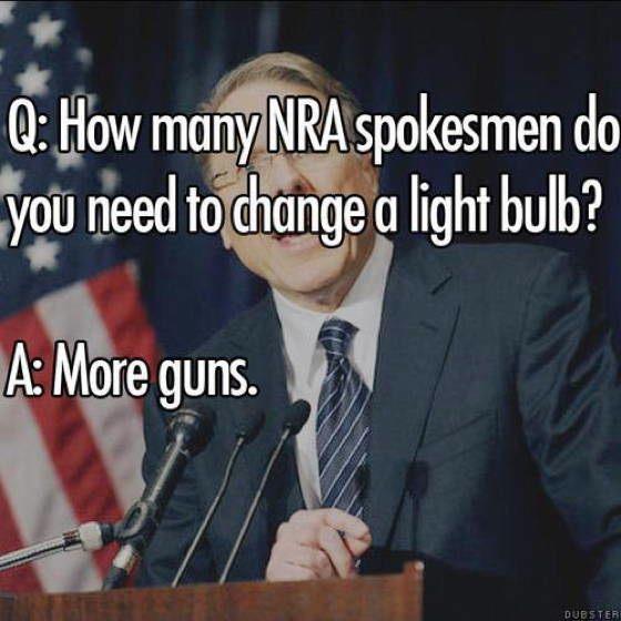 Gun Control Memes More Guns