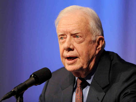 Jimmy Carter Equality