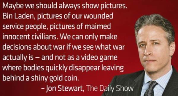 Jon Stewart Quote On Bin Laden