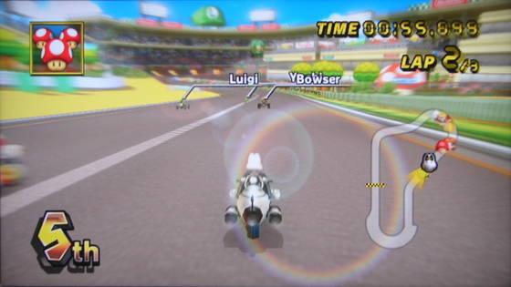 Mario Kart Theory