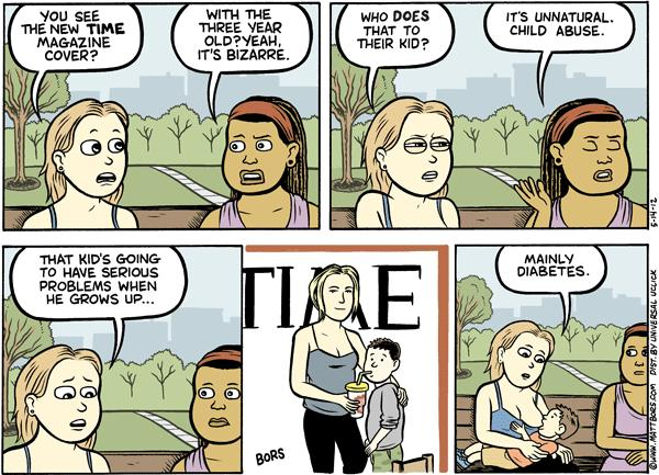 Matt Bors Cartoons Time