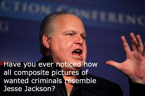 Rush Limbaugh Quotes Jesse Jackson