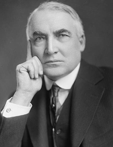 Worst Inaugural Speeches Harding