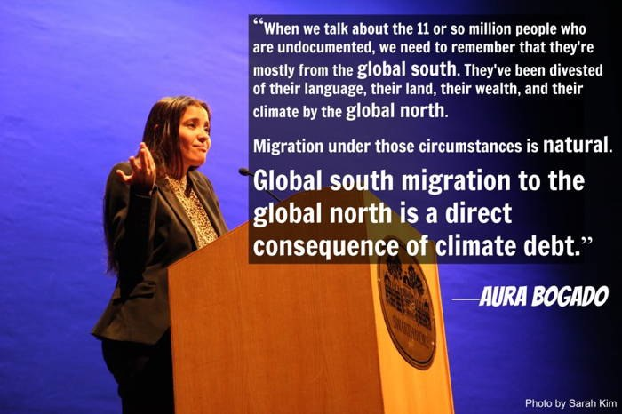 Aura Bogado On Climate Debt