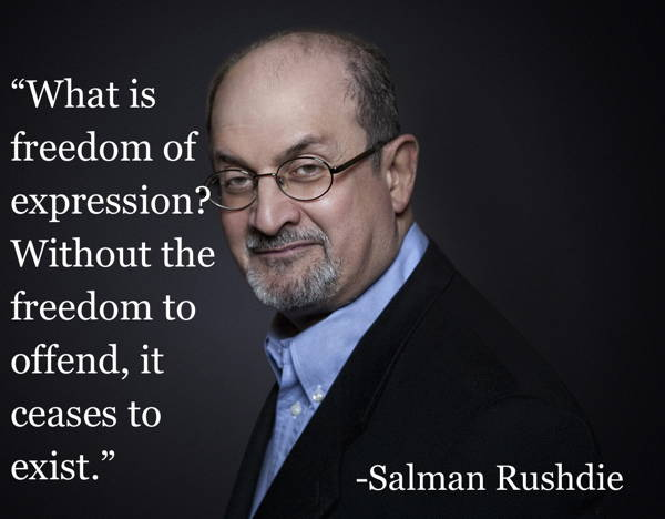 Censorship Quotes Rushdie