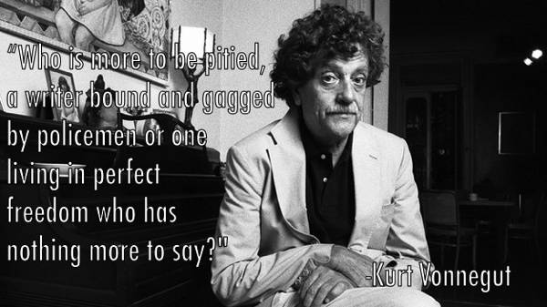 Censorship Quotes VOnnegut