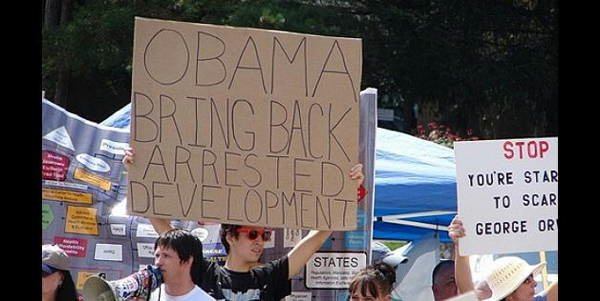 Hilarious Protest Signs Arrested Development