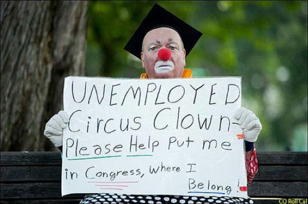 Funny Protest Signs Circus