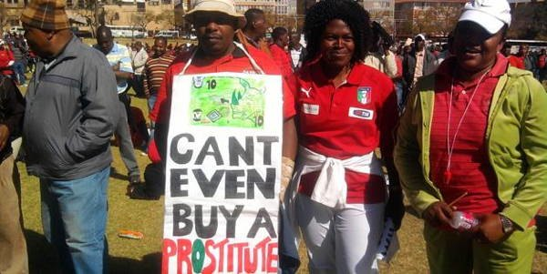 Hilarious Protest Signs Prostitute
