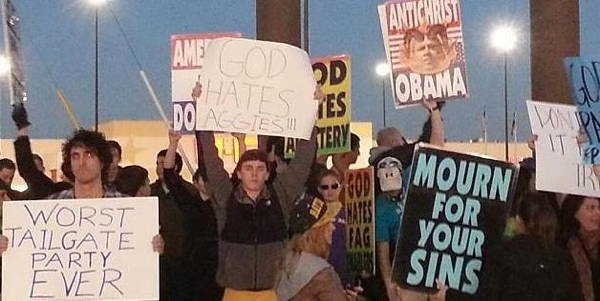 Funniest Protest Signs Westboro