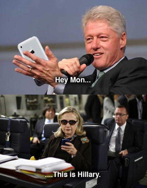 Hillary Letter Bill Text