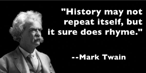 mark twain quotes history Mark Twains Most Memorable Quotes