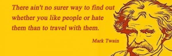 mark twain quotes travel Mark Twains Most Memorable Quotes