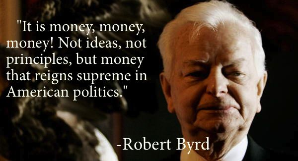 politics quotes robert byrd The Best Non Jon Stewart Quotes About (Mostly) American Politics