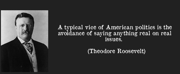 Politics Quotes Roosevelt