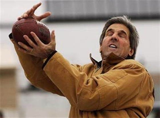secretary awkward football 3 John Kerry, Secretary Of Awkward