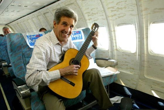 secretary awkward guitar John Kerry, Secretary Of Awkward