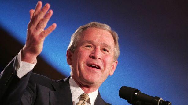 Bush 2005