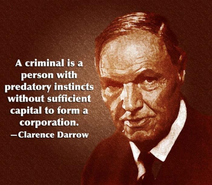 Criminal Corporation