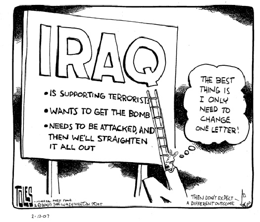 Invasion Iraq 11