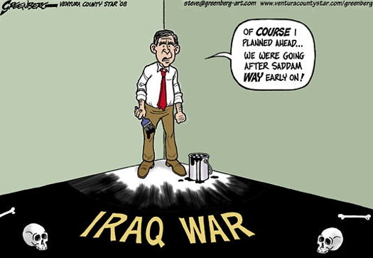 Invasion Iraq