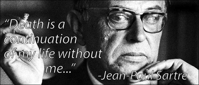 Existenti2alist Quotes Sartre