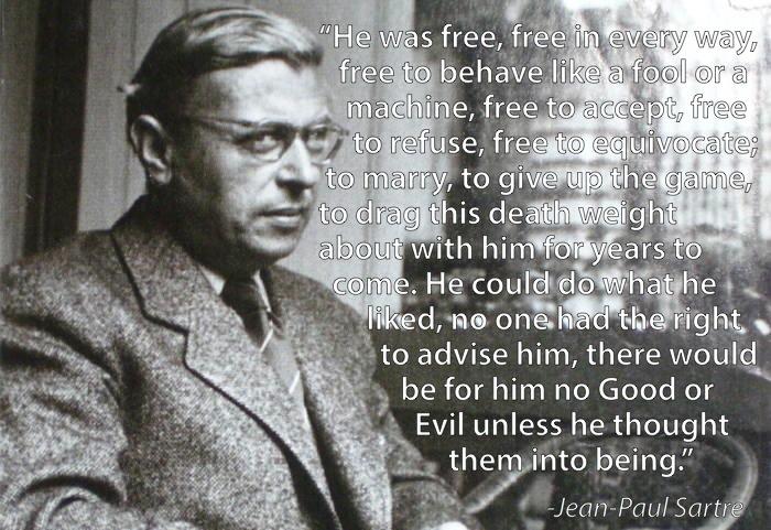 Existentialist Quotes Sartre 3