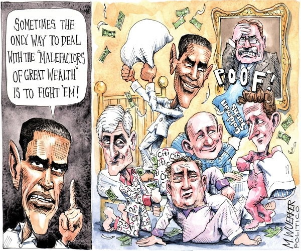 Matt Wuerker Wealth