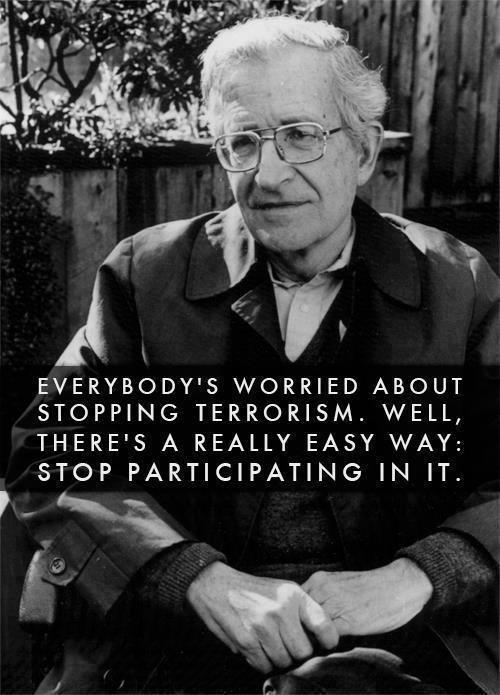 Noam Chomsky Terrorism