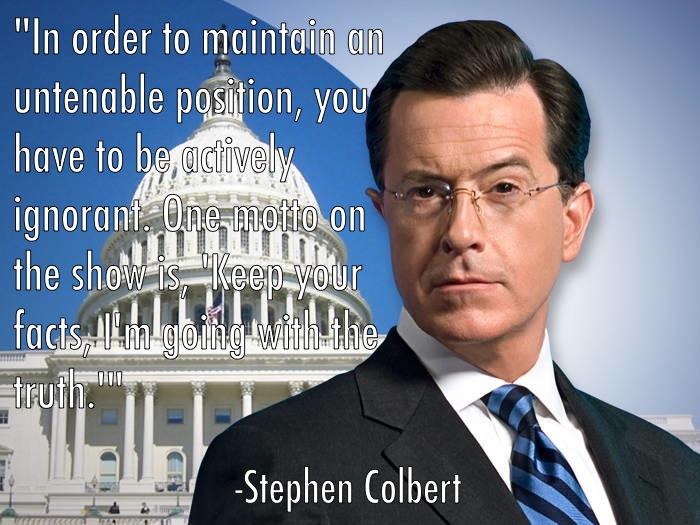 Stephen Colbert 9