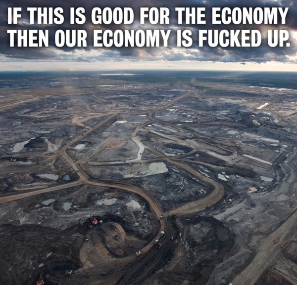 Economy Wasteland Photo