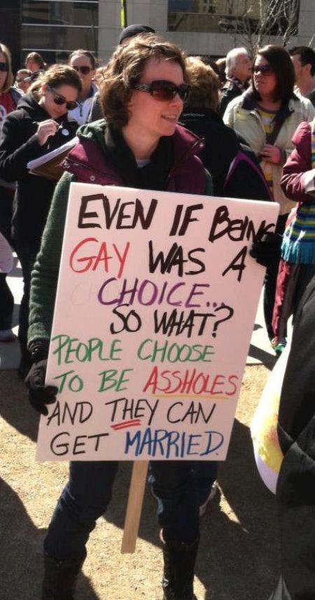 gay marriage Pro