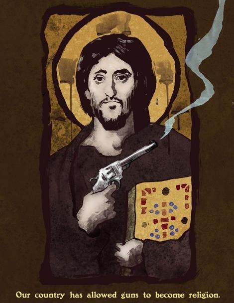 Jesus Guns
