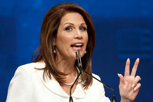 michele bachmann How The GOP Represents Another Country