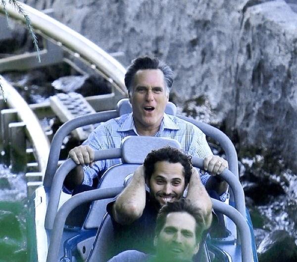 Mormons Mitt Romney